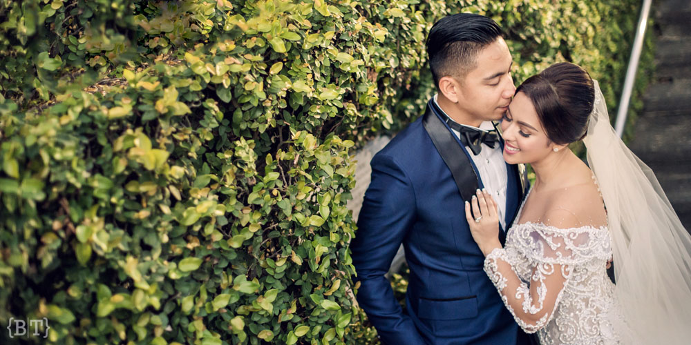 Karel Marquez and Sean Fariñas Official Wedding Photos | Benjie Tiongco Photography | Santuario de San Antonio | Mak Tumang | Chinkie Uy | Metro Eventscape | Teddy Manuel | Treehouse Story | Shiela de Jesus | The Bridal Room | Atom Ungson | Marriott Hotel | Marriott Grand Ballroom